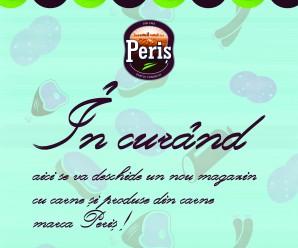 Locatie noua magazin Peris