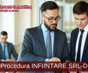 infiintare SRL-D, Reinvent Consulting