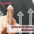 listare bursa firma, Reinvent Consulting