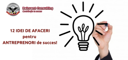 12 idei de afaceri care te pot transforma in antreprenor de succes