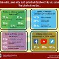 Infografic- Mediul online...locul unde sunt potentialii tai clienti, Reinvent Consulting