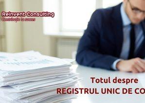 Registrul Unic de Contril Reinvent Consulting