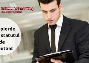 Cand perde SRL-D statutul de debutant, Reinvent Consulting