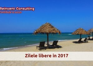 Zilele libere in 2017