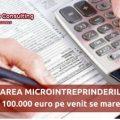 Impozitarea microintreprinderilor in 2017 Reinvent Consulting