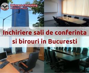 Inchiriere sali de conferinta Bucuresti