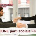 cesiune parti sociale firma Reinvent Consulting