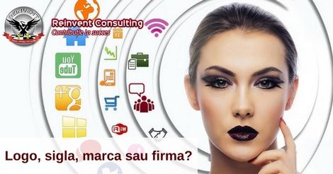 Creare logo Reinvent Consulting