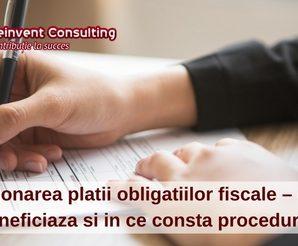 Esalonarea platii obligatiilor fiscale – cine beneficiaza si in ce consta procedura