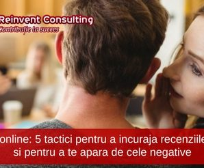 Tactici imagine online Reinvent Consulting