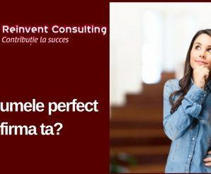 Generare denumire firma si rezervare nume firma la Registrul Comertului Reinvent Consulting