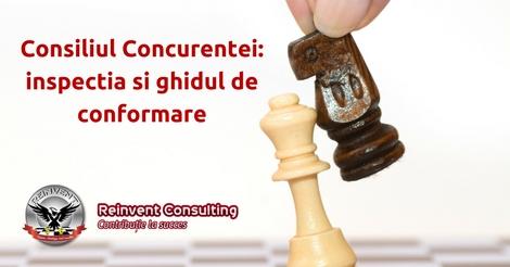 Ce presupune o inspectie de la Consiliul Concurentei si cum se pot remedia sanctiunile-
