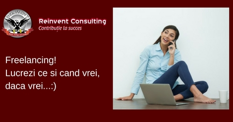 freelancing Reinvent Consulting
