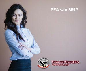diferente pfa si srl Reinvent Consulting
