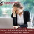 Burnout - sindromul antreprenorului modern, Reinvent Consulting