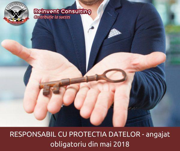 Responsabil cu protectia datelor