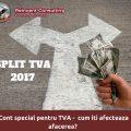 Sistemul Split TVA - cont special pentru TVA