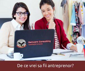 antreprenor Reinvent Consulting