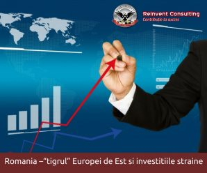 Investitii straine in Romania Reinvent Consulting
