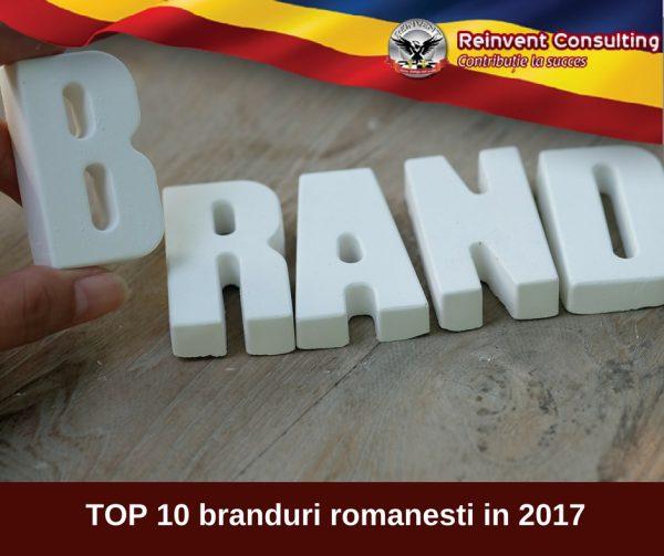 TOP 10 branduri romanesti si motivul succesului lor
