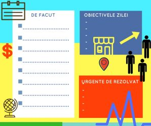 Agenda zilnica a unui om de succes Reinvent Consulting