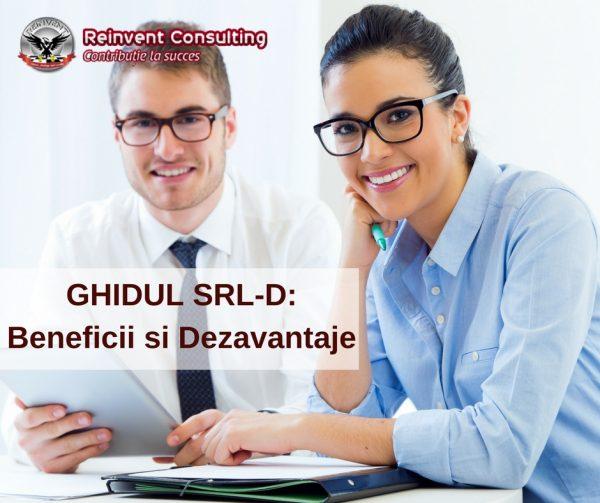 GHIDUL SRL-D, Reinvent Consulting