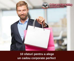 10 sfaturi pentru a alege un cadou perfect pentru partenerii de afaceri, furnizori si angajati