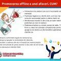 Infografic_ Promovarea offline a unei afaceri, Reinvent Consulting
