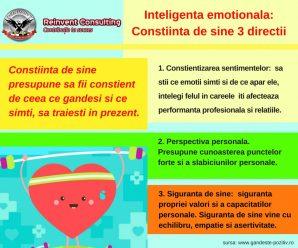 inteligenta emotionala Reinvent Consulting
