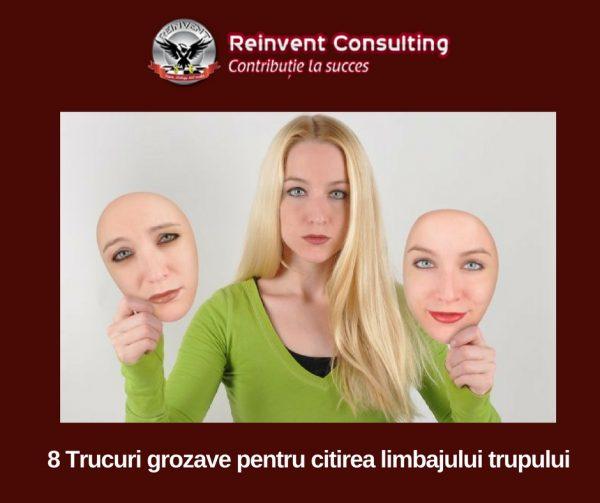 8 Trucuri grozave pentru citirea limbajului trupului Reinvent Consulting