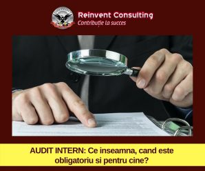 AUDIT INTERN_ ce inseamna, cand este obligatoriu si pentru cine_Reinvent Consulting