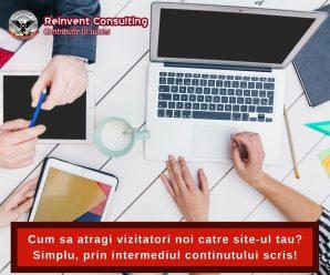 Cum sa atragi vizitatori noi catre site-ul tau_ Simplu, prin intermediul continutului scris_ articole, postari, mesaje!