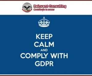 Ghid GDPR Reinvent Consulting